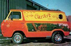 CarArt vannin
