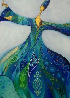 Turkish ☪ Rumi Sufi