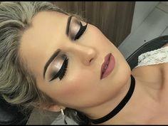 Maquiagem Ponto de Luz para Iniciantes - Nude Makeup Tutorial - YouTube