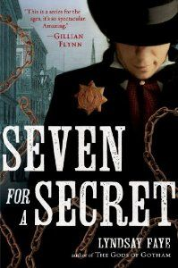 The 59 best book recommendations images on pinterest books to read seven for a secret lyndsay faye 9780399158384 amazon books fandeluxe Choice Image