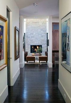 Modern Baseboard Ideas For Hallways