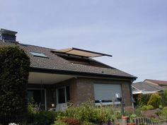 #Kassettenmarkise als Aufdachmontage, vom #Sonnenschutz- Experten Mester aus #Bielefeld, für #OWL und Umgebung.