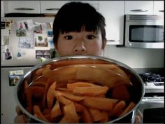 Sweet Potato Fries - Stupidly Simple Snacks - YouTube