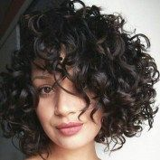 Short Haircuts For Curly Hair 2018 29