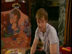 Jonas Armstrong, from BBC Robin Hood, Reads CBeebies Bedtime Story! I LOVE these things. British TV is brilliant. Jonas can put me to bed anytime:D