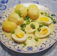 Eier in Senfsoße, ein beliebtes Rezept aus der Kategorie Kochen. Bewertungen: 164. Durchschnitt: Ø 4,3.