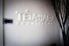 O escritório TEIA + IARA recebeu a AZ Galeria Itinerante no dia 6 de setembro.