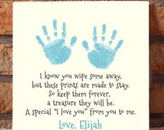 mom day Items similar to Flower and butterflies - Handprint Art by Forever Prints. on Etsy Grandparents Day Crafts, Mothers Day Crafts For Kids, Fathers Day Crafts, Daycare Crafts, Baby Crafts, Preschool Crafts, Diy Father's Day Gifts, Father's Day Diy, Toddler Art