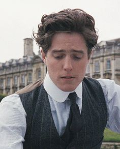 hugh grant in 'maurice' Handsome Actors, Handsome Boys, Hugh Grant Young, Hugh Grant Notting Hill, Beautiful Men, Beautiful People, Movies And Series, Foto Art, Attractive Men