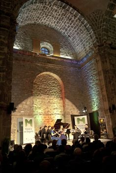 El miércoles llega la música en insólitos escenarios, con el festival de Segura de la Sierra