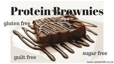 I absolutely love these delicious guilt free brownies! The perfect way to tame those chocolate cravings! Ingredients: 1/2 cup of oil 1/2 cup of Almond / gluten free flour 1 medium banana 1/3 cup of Cocoa 1/4 teaspoon of baking powder 3 large eggs 2 scoops of chocolate whey protein powder 1/2 teaspoon of salt…