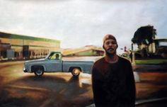 "Saatchi Art Artist Thomas Saliot; Painting, ""Drive my funky soul(sold)"" #art"