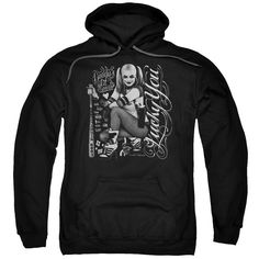 Suicide Squad Lucky Adult Hoodie