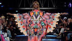 Exposition Art Blog: Avant-garde Fashion Manish Arora