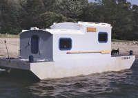 Photos of Retreat Canoe Boat, Kayak Boats, Boat Building Plans, Boat Plans, Boat Safety Equipment, Shanty Boat, Top Boat, Best Boats, Boat Trailer