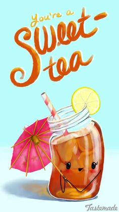 SWEAT TEA