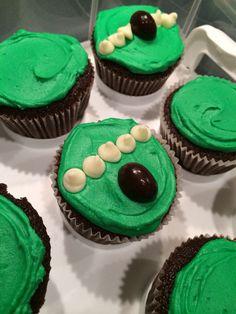 Turf Cupcakes