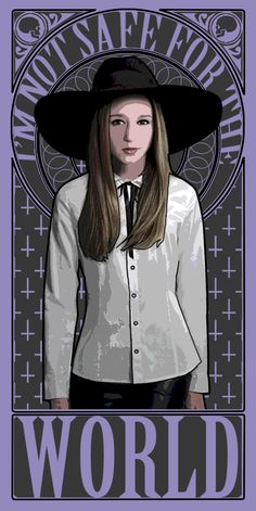 Zoe Benson by anoanoanoano on DeviantArt Ahs, American Horror Story Art, Estilo Indie, Scary Monsters, Southern Gothic, Evan Peters, Horror Art, Horror Stories, Movies And Tv Shows