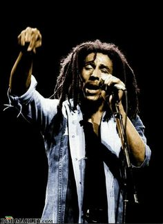 Bob Marley live in Europe 1977