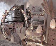 Fancy Bedroom, Room Design Bedroom, Girl Bedroom Designs, Small Room Bedroom, Room Ideas Bedroom, Small Rooms, Bedroom Colors, Nice Rooms, Bedroom Styles