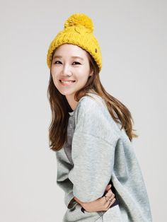 Gong Hyo Jin for Hats On (2014)