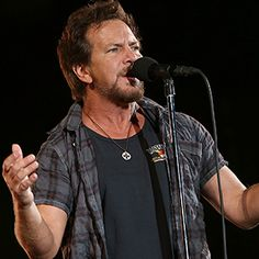 """Eddie Vedder Unleashes Anti-War Rant Onstage in England - """"Everyone's the fuckin' same! So why are people at war? Stop the fucking shit, now! Now! Now! We don't want to give them our money. We don't want to give them our taxes to drop bombs on children! Now! No more! Now!""""Read more: http://www.rollingstone.com/music/videos/eddie-vedder-unleashes-anti-war-rant-onstage-in-england-20140716#ixzz37hTrHtNX"""