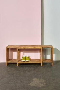 Prezzi e Sconti: #Damien expandable wooden bench Neutral  ad Euro 321.30 in #Urban outfitters #Uoeu home furniture sofaschairs