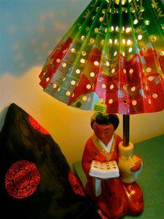 Tetra Pak Lamp Shade PDF DIY tutorial recycling upcycling