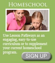 """Lesson Pathways is now FREE!  Curriculum reviewer says: """"We also like www.lessonpathways.com for history at least. I have not tried some of the other sections though I have the K science pathway laid out to try. It is unit studies style which makes it far less than ideal for [...]. It is kind of neat if you don't mind putting in the extra leg work to do it."""""""