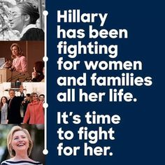 Don't LISTEN to the GOP/TRUMP LIES!! Hillary is Ready! I'm with HER