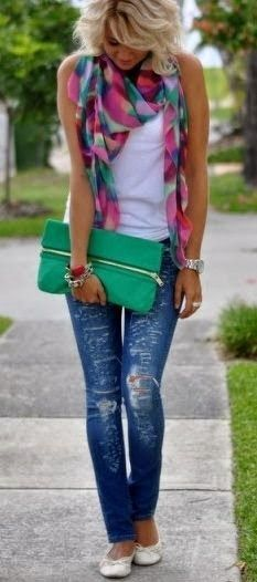 52 Fresh ideas summer outfit for girls 2015