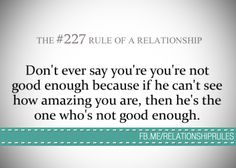 Relationship Rules added a new photo — with Wina Sambalud Mendoza. Quotes To Live By, Love Quotes, Love Is Sweet, My Love, True Relationship, Relationships, Not Good Enough, Quotable Quotes, Helping People
