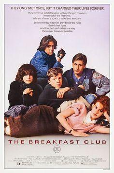 The Breakfast Club - Mini Print