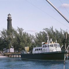 Where: Loggerhead Key, FLClaim to Fame: The Loggerhead Key is one of the most dangerous in Florida. Constructed in 1858, this lighthouse, which was once known as the Dry Tortugas Light, helped aid vessels in safely sailing the area.