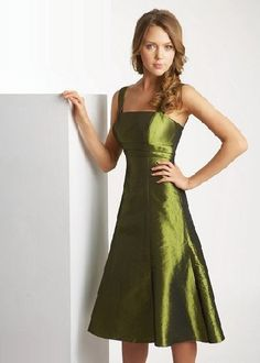 cheap green knee length prom dresses