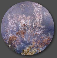 Royal plume Jasper (aka purple Jasper or plum Jasper) (Maricopa County, Arizona) WORLD OF JASPERS : HANS GAMMA