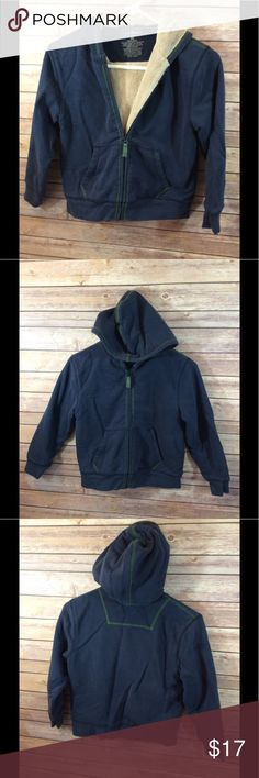 LL Bean Kids Sweater (A-029) Preowned sweater great condition size 8 Cotton/fleece materials. LL Bean Jackets & Coats