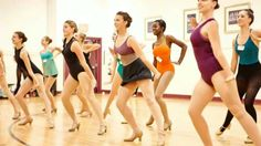 Rockettes Audition tour