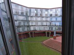 Clássicos da Arquitetura: Florey Building / James Stirling