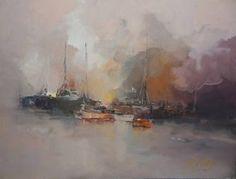"Saatchi Art Artist Andres Vivo; Painting, """"Marenojadus"" (abstract title)  ref. 3886"" #art"
