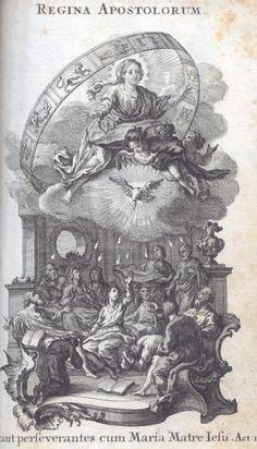 Regina Apostolorum/ Reina de los Apóstoles/ Queen of the Apostholes