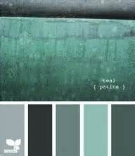 what color is patina green
