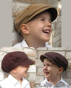 newsboy hat sewing pattern