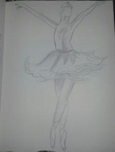 #bailarina #draw