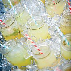 Summer Beach Bash Recipes   Pineapple Mojitos   CoastalLiving.com#shopkick #summerparty