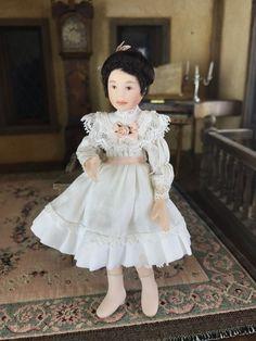 unknown artist - Victorian little girl