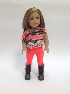 A supper cute fall American girl outfit. I would so wear this.