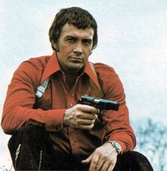 Lewis Collins from The Professionals. My childhood crush