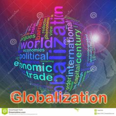 essay on globalization of food