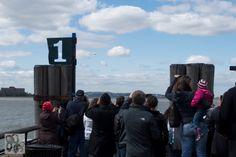 The Space Shuttle Enterprise Arriving In New York City (April 27, 2012) #3